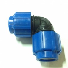 Отвод компрессионный  20мм РN16 ТПК-АКВА