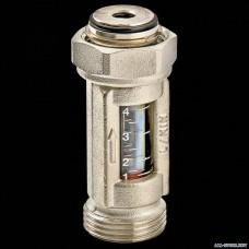 VT.FLC15.0.0 Расходомер 1-4 л/мин. (евроконус)  Италия