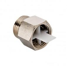 """VT.539 Отсекающий клапан 1/2"""" никель  (Китай)"""