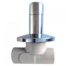 Вентиль LAGUNA под штукатурку 20 мм FV-Plast  (Чехия)