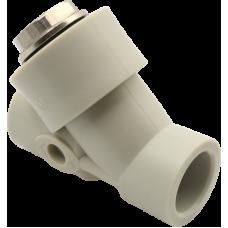 Фильтр  PPRC м.-м. 25 мм  серый (Турция)
