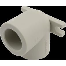 Настен.колено навар. 25 мм  FV-Plast  (Чехия)