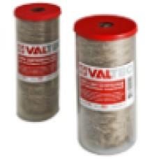 Нить сантехн.льняная VALTEC,для резьб.соед.55м