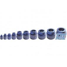 Сварочная парная насадка 110 blue  (Чехия)