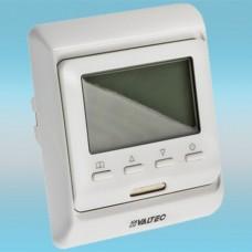 VT.AC709.0.0  Хронотермостат электр. комнатный с датчиком температуры пола (НЗ и НО сервоприводы, 24-220В)VALTEC