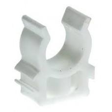 Кронштейн пластиковый (М/пл.) 20мм  (РОССИЯ)