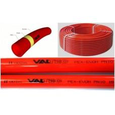 Труба полимерная PEX VALTEС  16(2.0)мм с антидиффузионным слоем EVON  (200м)  (КНР)