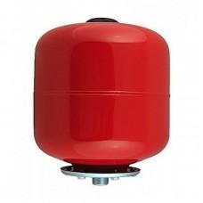 Бак расш.мембр.  12л Красный для систем отопления