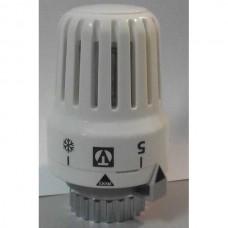 VT. 3000 .Термоголовка (диап.рег-ки 6,5-27,5 С) жидкостная   (Италия)