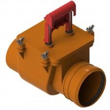 Клапан обратный  110 мм  ТП-85.100