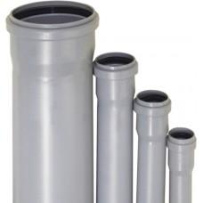 Труба РР  110 мм (1,0м) Sinikon  (РОССИЯ)