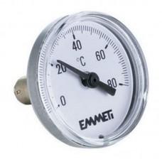 Термометр  для коллектора D40, 0-80 C  EMMET  (Италия)