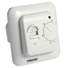 VT.AC602.0.0 Термостат комнатный трёхконтактный (НЗ и НО сервоприводы, 24-220В)